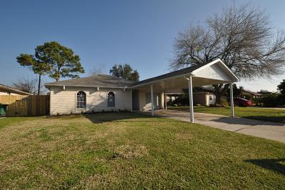 Houston Single Family Home For Sale: 3342 Tidewater Drive