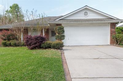 Kingwood TX Single Family Home For Sale: $179,000