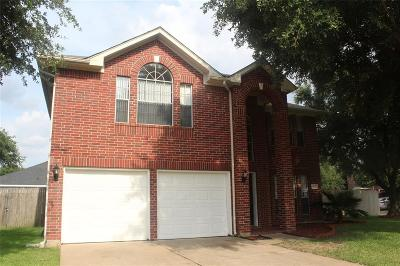 Single Family Home For Sale: 6502 Winter Stone