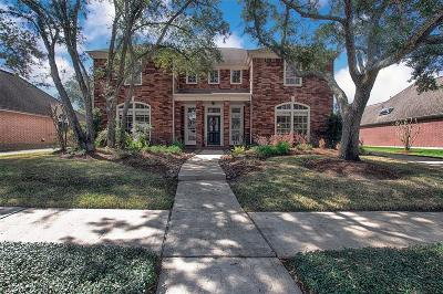 Single Family Home For Sale: 16515 Scenic Peaks Court