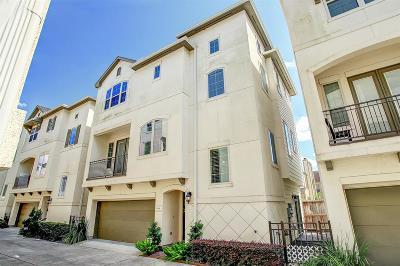 Houston Single Family Home For Sale: 8241 Cambridge Street