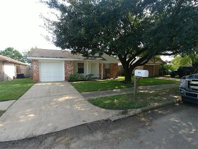 Pasadena Single Family Home For Sale: 4923 Parkland Street
