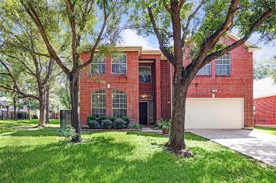 Houston Single Family Home For Sale: 9118 Baber Drive