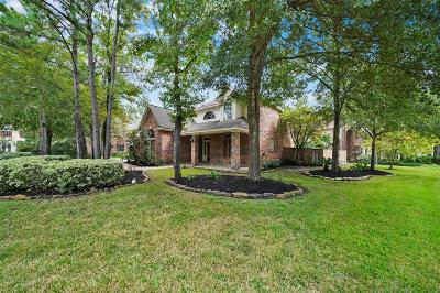 The Woodlands Single Family Home For Sale: 2 Great Laurel Court