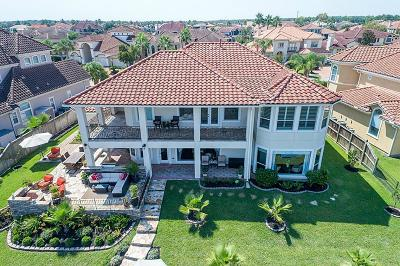 Houston Single Family Home For Sale: 19014 Crescent Bay Drive