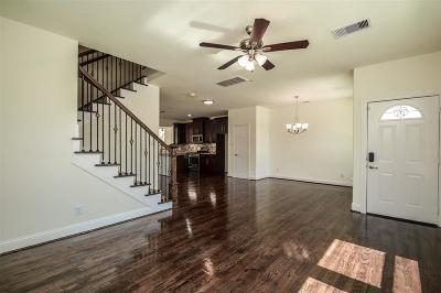 Harris County Single Family Home For Sale: 825 E 33rd Street
