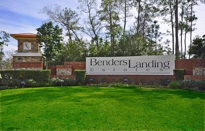 Spring Residential Lots & Land For Sale: 4514 Chateau Creek Way Way