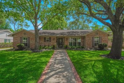Houston Single Family Home For Sale: 10043 Overbrook Lane
