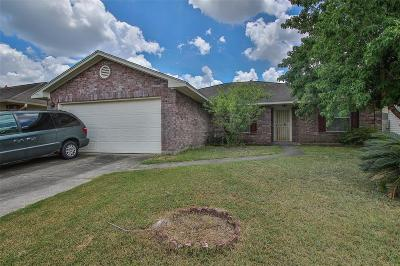 Houston Single Family Home For Sale: 7927 Brook Trail Circle