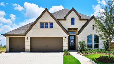 Fulshear Single Family Home For Sale: 2439 Magnolia Bloom Court