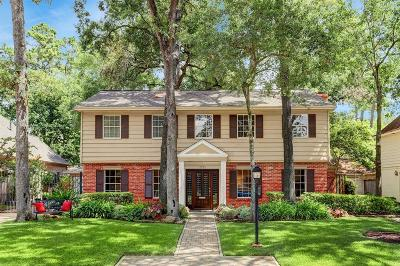 Houston Single Family Home For Sale: 13722 Taylorcrest Road