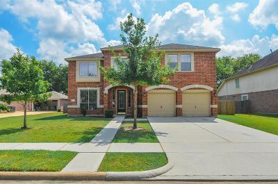 Houston Single Family Home For Sale: 12211 Ashley Circle Drive E