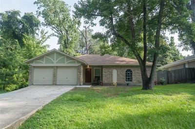 Spring Single Family Home For Sale: 3602 Willie Way Way