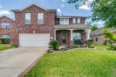 Tomball Single Family Home For Sale: 8734 Cedar Walk Drive
