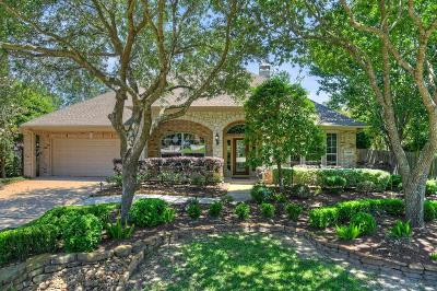 Friendswood Single Family Home For Sale: 1009 Oak Park Lane
