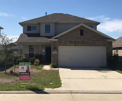 Houston Single Family Home For Sale: 10123 Mariposa Stream Ct Court