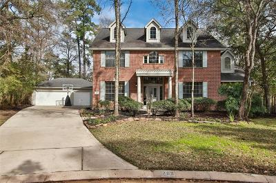 The Woodlands TX Single Family Home For Sale: $399,999