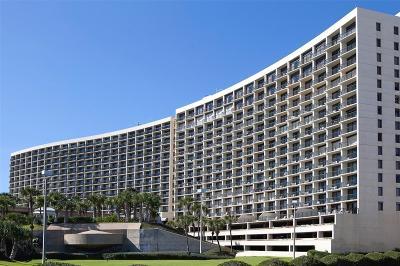 Galveston Mid/High-Rise For Sale: 5220 Seawall Boulevard #1233 D