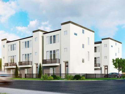 Houston Single Family Home Pending: 1809 West Webster Street