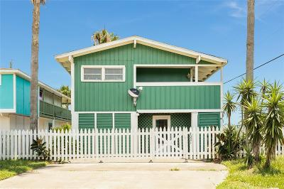 Pirates Beach Single Family Home For Sale: 4021 Las Palmas
