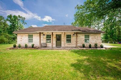 Dayton Single Family Home For Sale: 647 County Road 6494