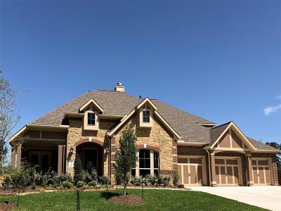 Conroe Single Family Home For Sale: 14108 N Evergreen Ridge Court