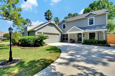 Friendswood Single Family Home For Sale: 603 Tanglewood Drive