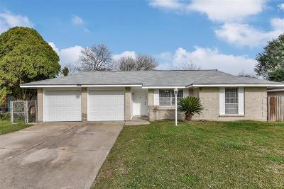 Houston Single Family Home For Sale: 7634 Battlecreek Drive