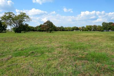 Pasadena Residential Lots & Land For Sale: Preston