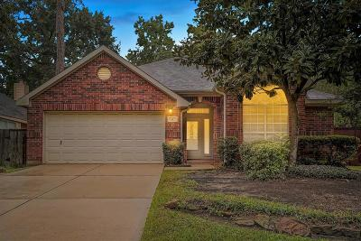 The Woodlands Single Family Home For Sale: 6 Cypress Bayou Court
