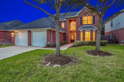 Katy Single Family Home For Sale: 21706 Grand Hollow Lane