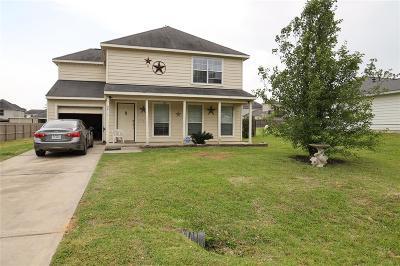 Single Family Home For Sale: 8817 E Buffalo Circle