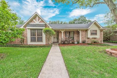 Houston Single Family Home For Sale: 6051 Cheena Drive