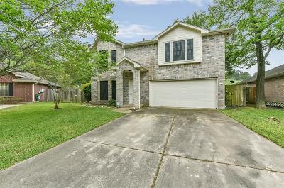 Porter Single Family Home For Sale: 21733 Holly Leaf Court