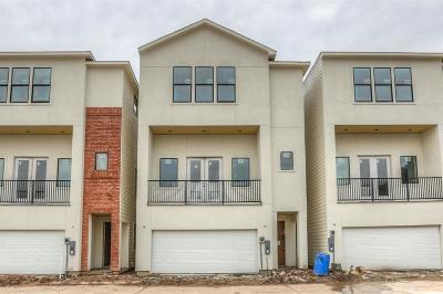 Houston Single Family Home For Sale: 3413 Kensington Yellow Place