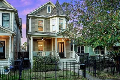 Houston Single Family Home For Sale: 623 W 21st Street