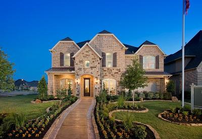 Rosenberg Single Family Home For Sale: 5910 Metaphor Way