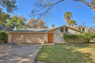 Houston Single Family Home For Sale: 7831 Zilonis Court