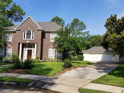 Houston Single Family Home For Sale: 16903 Walnut Pond Court