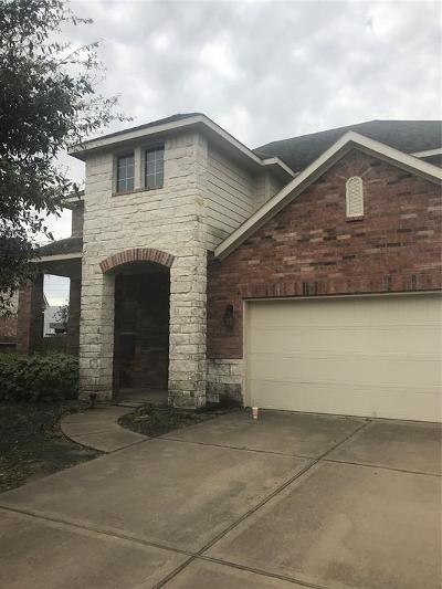 Katy Single Family Home For Sale: 25323 Pepper Sage Lane