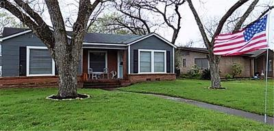 Columbus Single Family Home For Sale: 1834 Milam Street