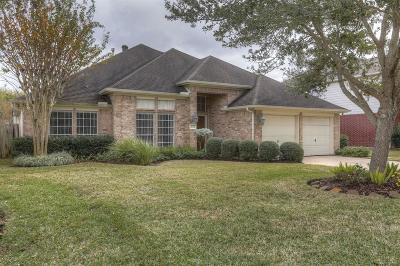 Pearland Single Family Home For Sale: 3615 Sunset Meadows Drive