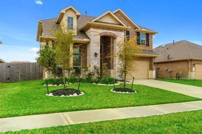 Galveston County, Harris County Single Family Home For Sale: 22931 Banff Brook Way