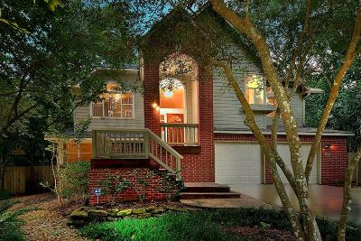 The Woodlands Single Family Home For Sale: 103 E Trace Creek Drive