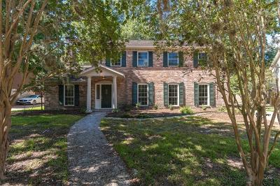 Houston Single Family Home For Sale: 619 Thistlewood Dr Drive