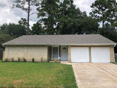 Spring Single Family Home For Sale: 22210 Highlandgate Drive