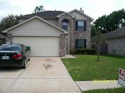 Houston Single Family Home For Sale: 9007 Martin Heights Drive