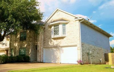 Katy TX Single Family Home For Sale: $214,900