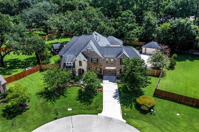 Tomball Single Family Home For Sale: 25235 Waterstone Estates Circle E