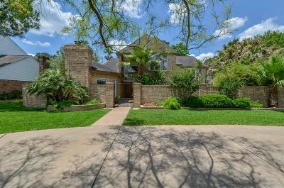 Katy Single Family Home For Sale: 514 S Fry Road S